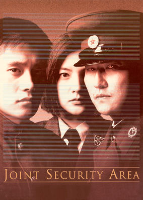 Joint Security Area on Netflix UK