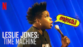 Leslie Jones: Time Machine (2020)