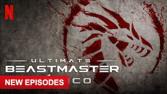Ultimate Beastmaster Mexico (2017)