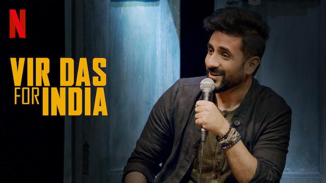 Vir Das: For India