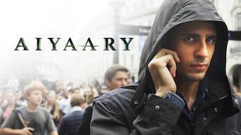 Aiyaary (2018)