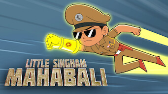 Little Singham: Mahabali (2019)