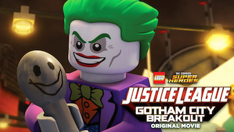 LEGO: Justice League: Gotham City Breakout (2016)