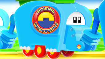 Animal Mechanicals (2008)