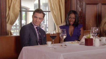 Serena i Nate zaczynają randki