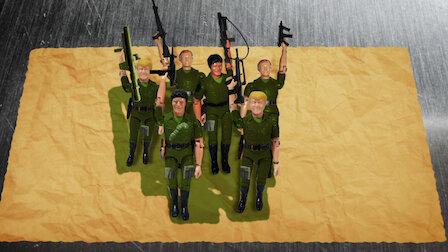 觀賞美國大兵。第 1 季第 4 集。