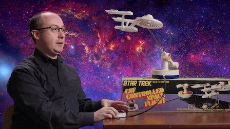 觀賞星際爭霸戰。第 2 季第 1 集。