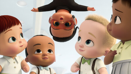 The Boss Baby Back In Business Netflix Official Site