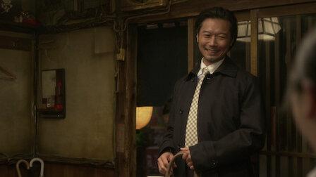 觀賞厚切豬排。Episode 3 of Season 1.