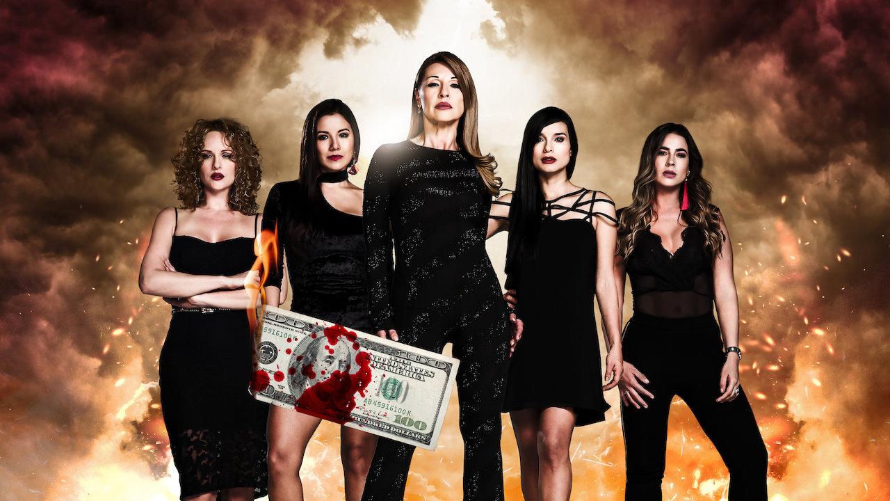 Angélica Blandon Nude las muñecas de la mafia | netflix official site