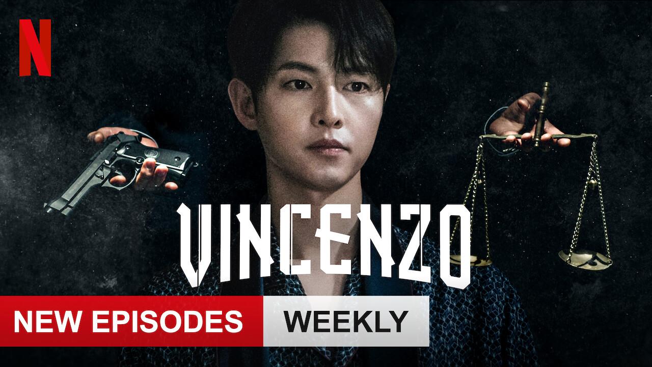 Vincenzo on Netflix Canada