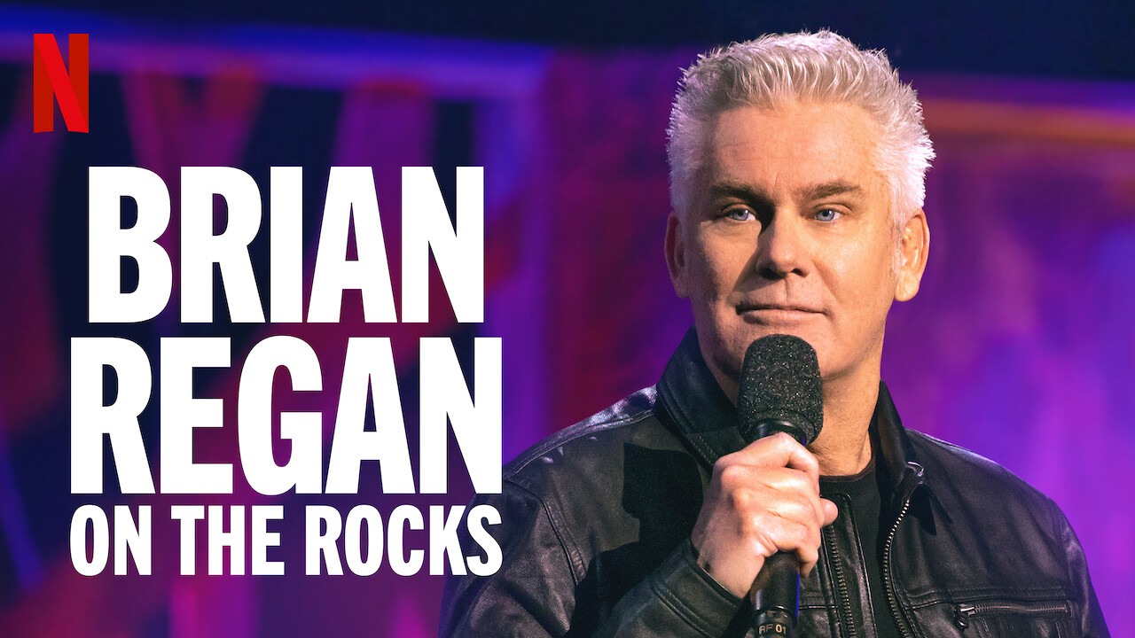 Brian Regan: On the Rocks on Netflix Canada