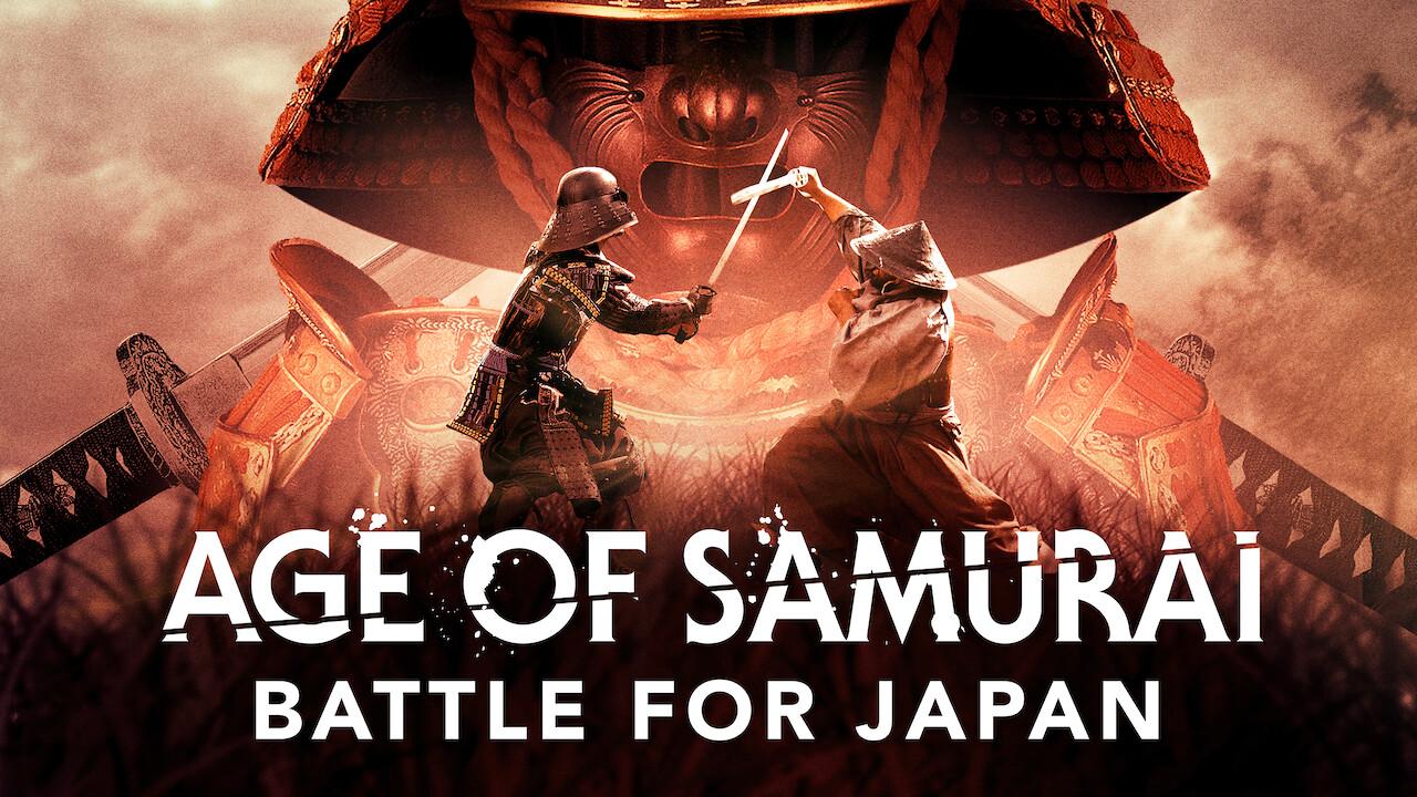 Age of Samurai: Battle for Japan on Netflix Canada