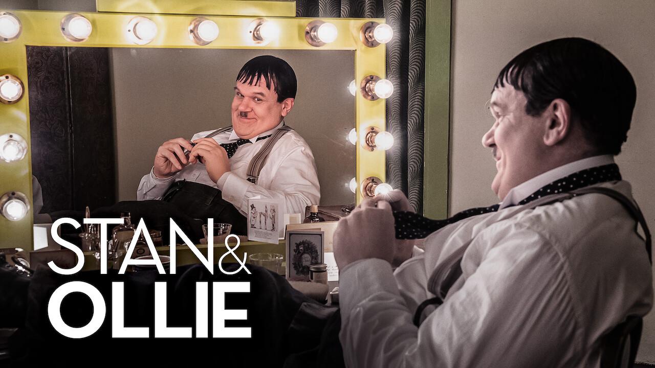 Stan & Ollie on Netflix Canada