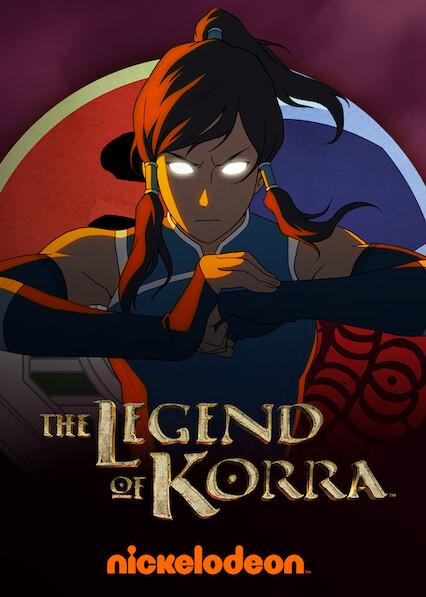 The Legend of Korra on Netflix Canada
