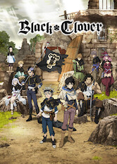 Search netflix Black Clover